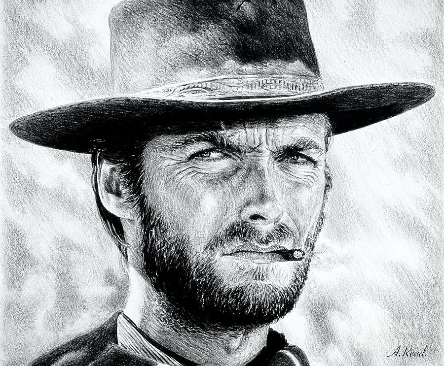 The Good The Bad The Ugly Drawing