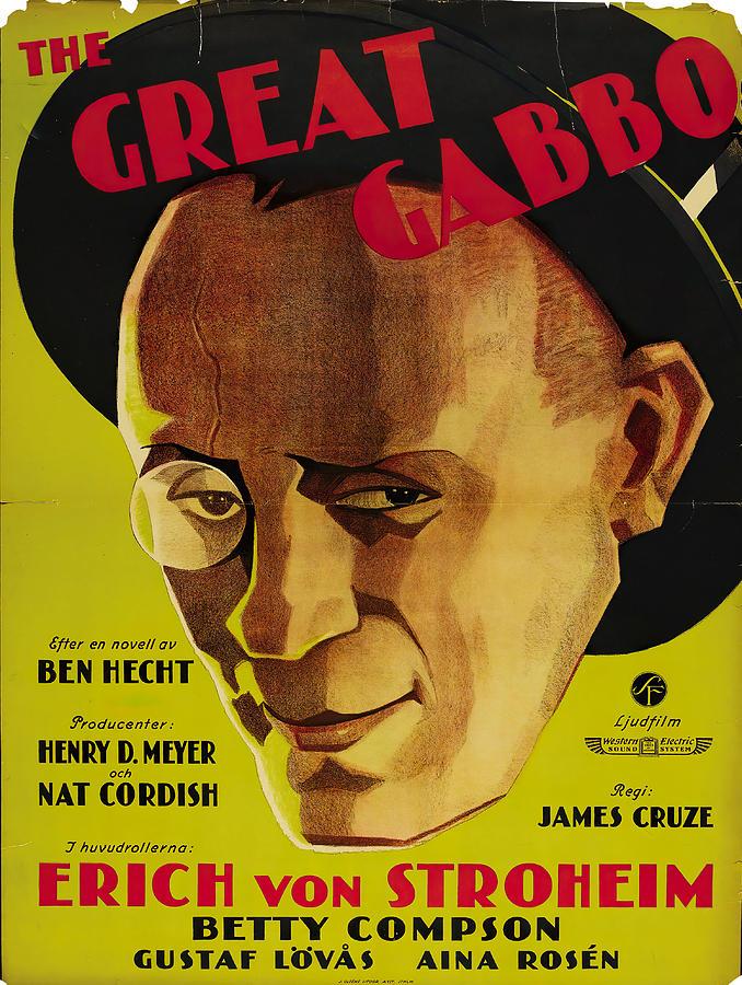 the Great Gabbo, 1929 Mixed Media