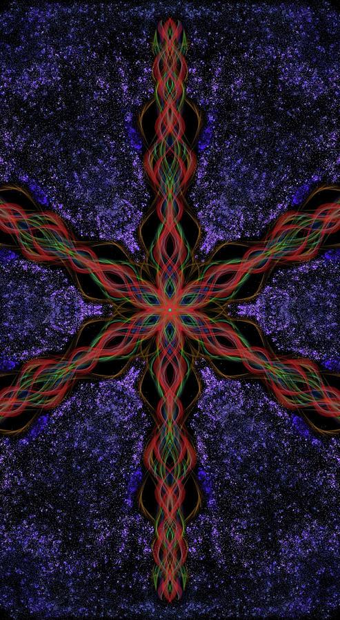 The Great Kosmic Explosion Digital Art