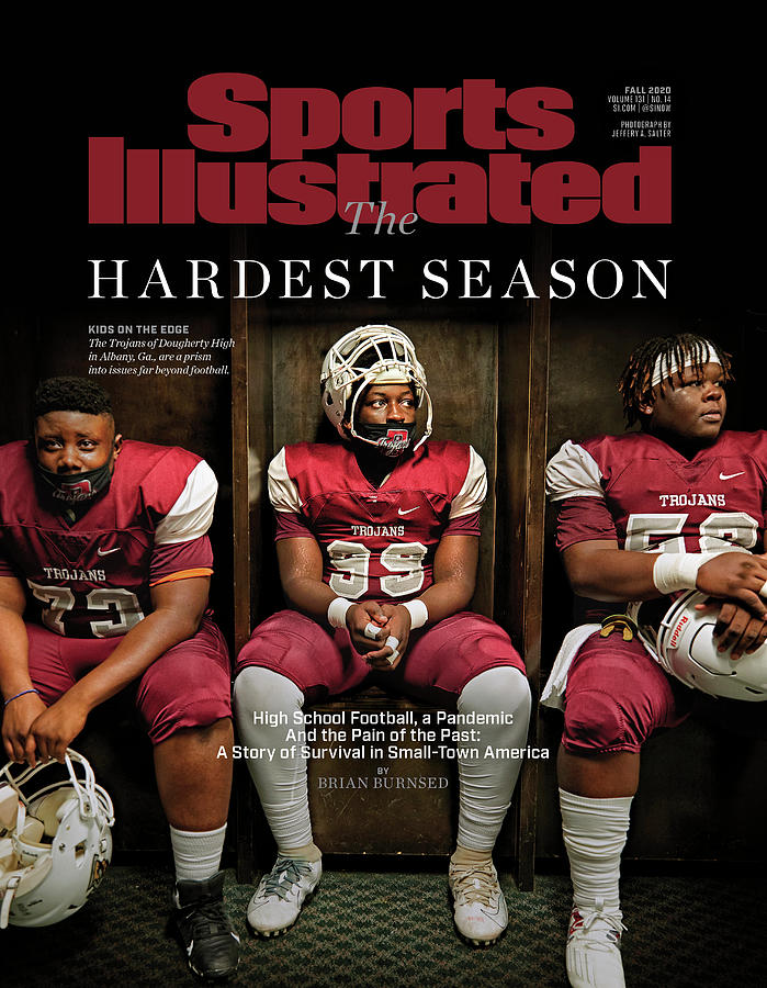 The Hardest Season Photograph by Sports Illustrated