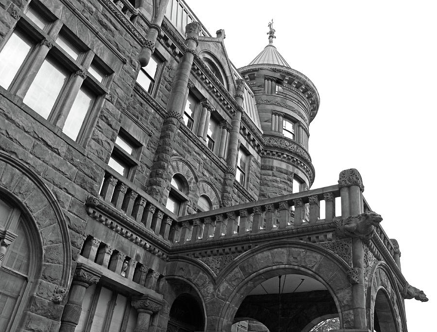 The Heurich Mansion At Dupont Circle - 2 Photograph