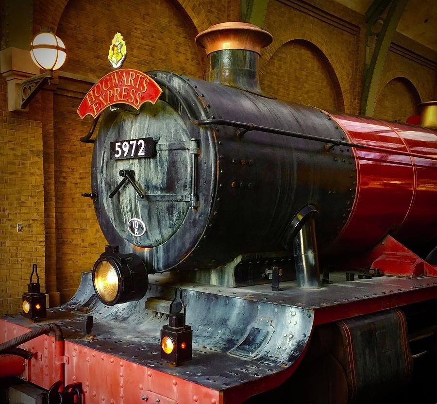 The Hogwarts Express Photograph