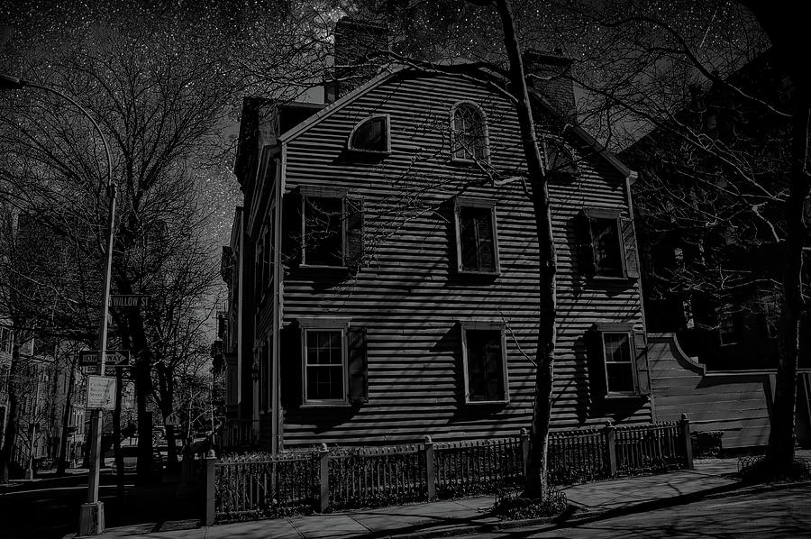 The House On Willow Street by PAUL COCO