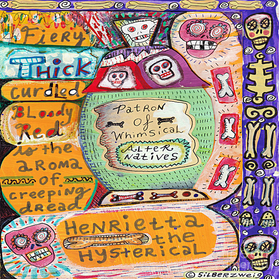 The Hysterical by Sandra Silberzweig