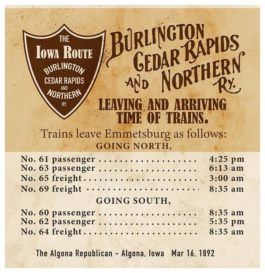 Iowa Mixed Media - The Iowa route by Greg Joens