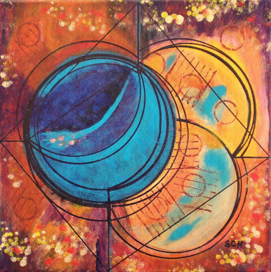 Abstract Painting - The Joy Of Exploration by Scott Haley