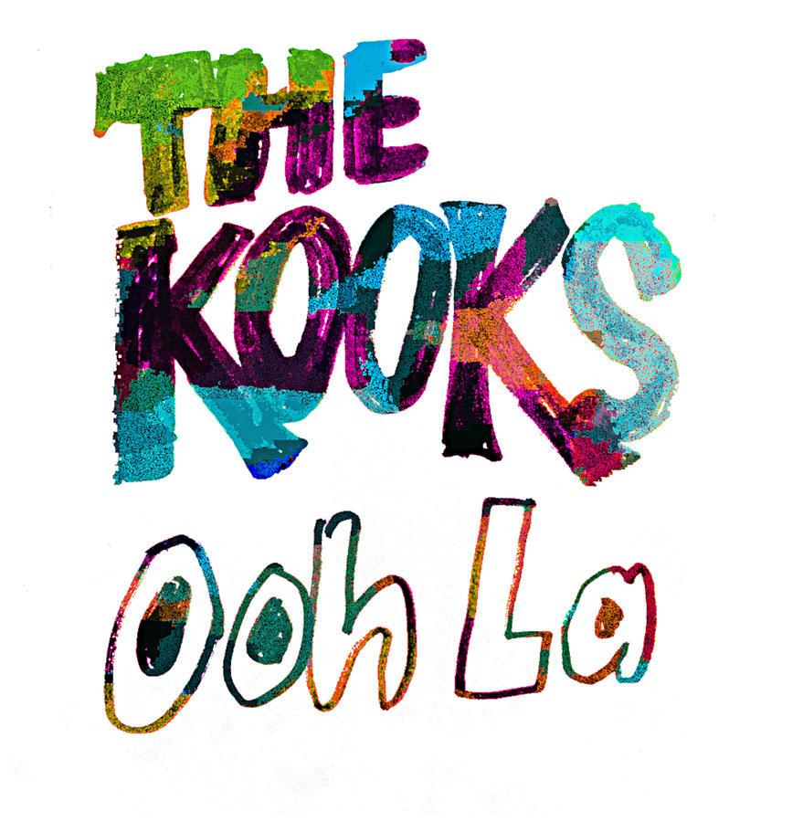 The Kooks Ooh La 2006 Drawing