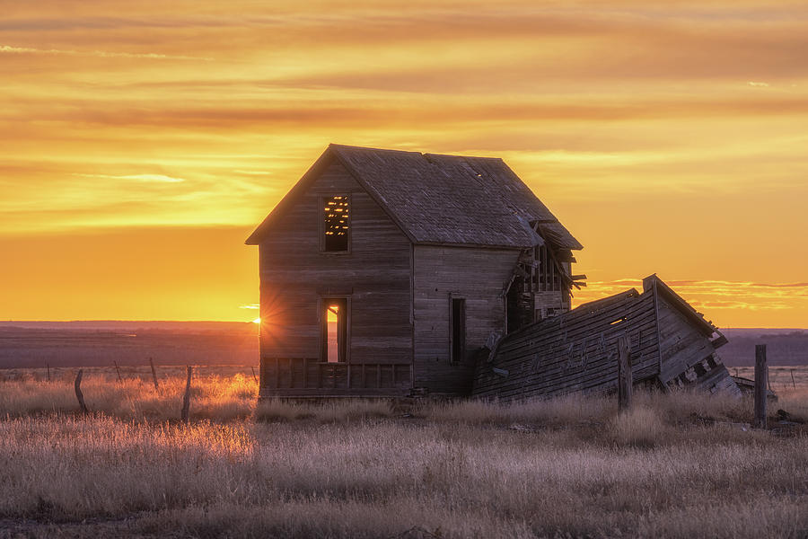 The Last Sunset Photograph