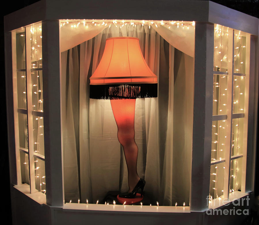 The Leg Lamp by Karen Silvestri