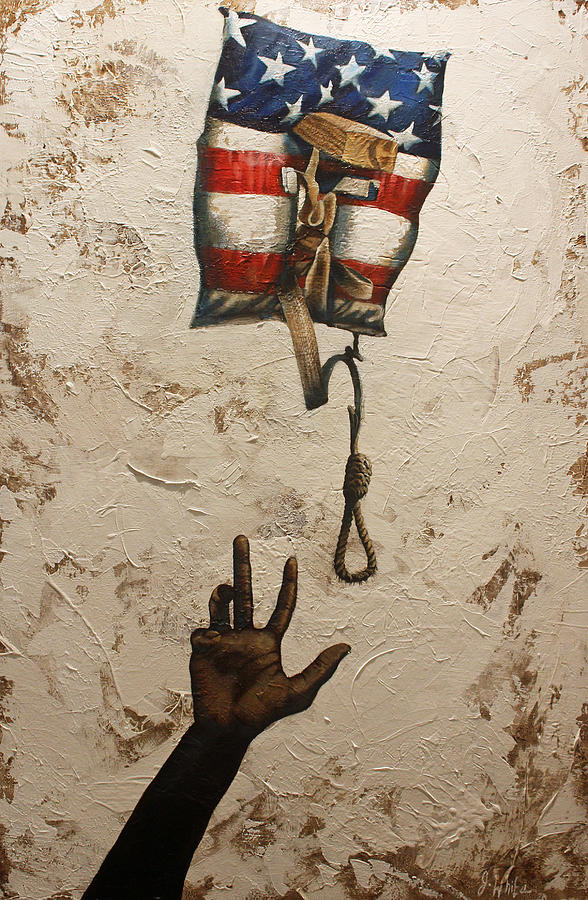 Life Painting - The Life Jacket by Jerome White