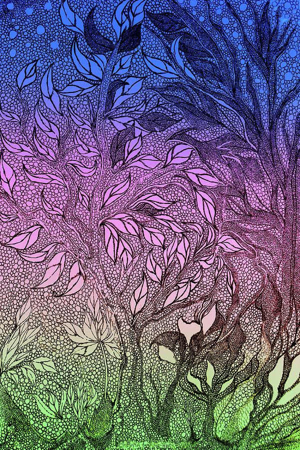 The Living Tree Night by Melinda Firestone-White