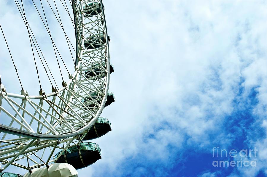The London Eye 4 Photograph