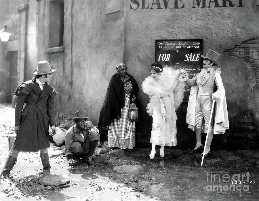 1927 Photograph - The Love Mart 1927 by Sad Hill - Bizarre Los Angeles Archive