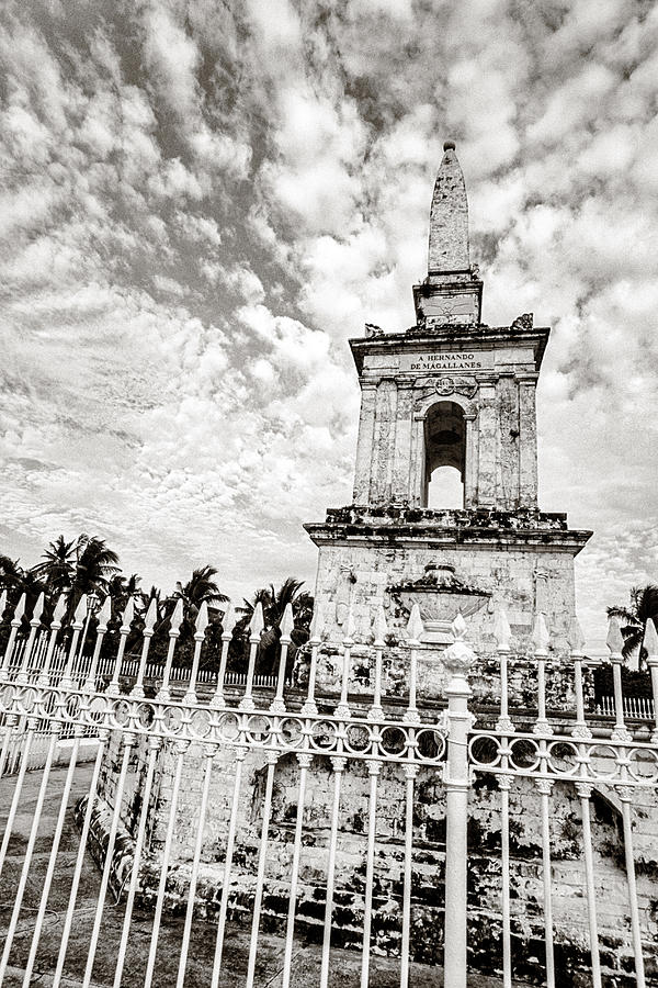 The Magellan Monument Photograph by John Seaton Callahan