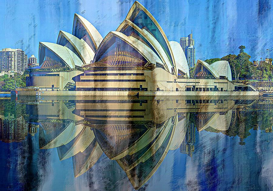 The Magnificent Opera House by David Manlove