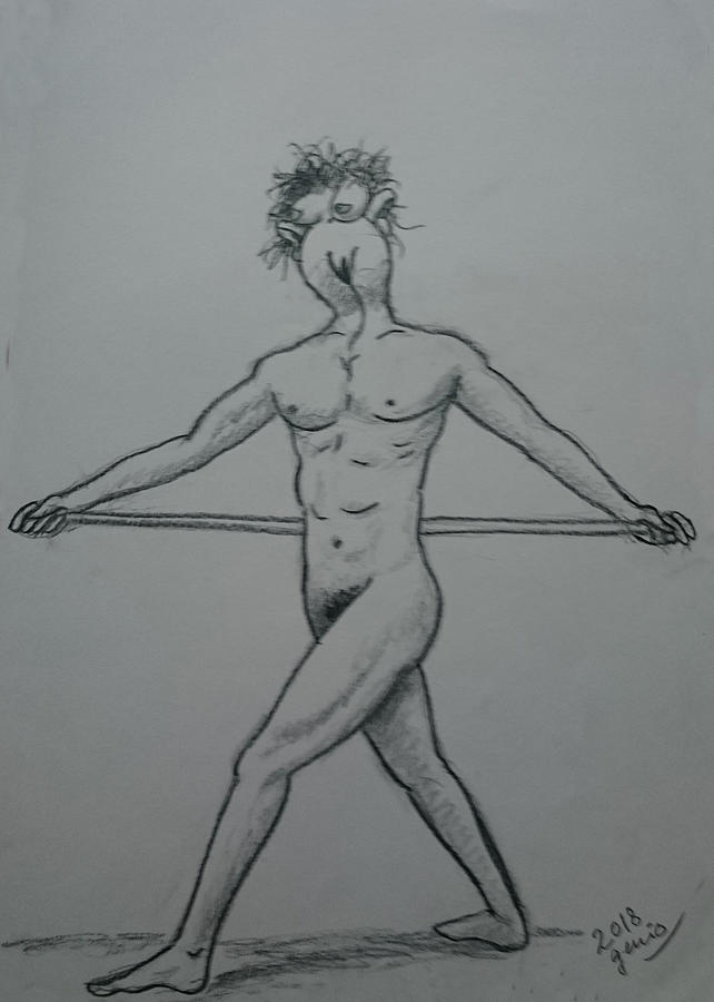 The Male Feminist Drawing