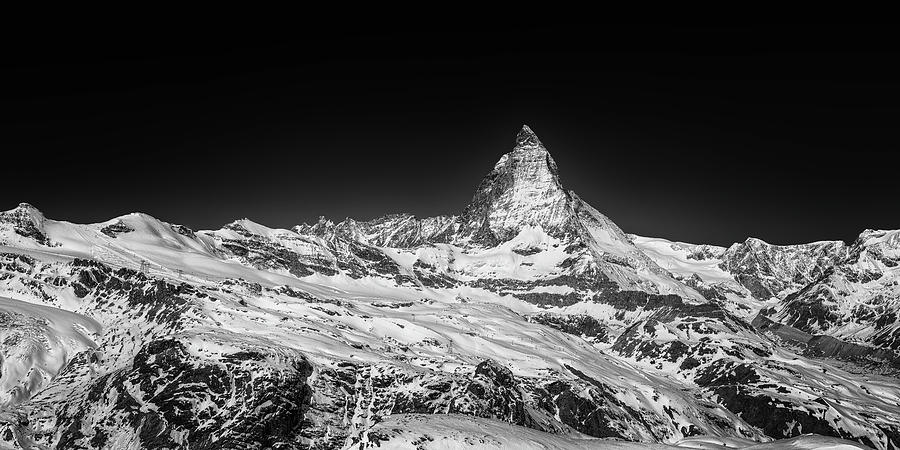 The Matterhorn Pano by Robert Fawcett