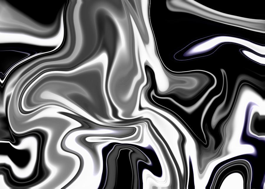 The Meditation Digital Art