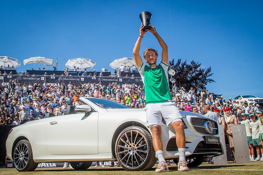 The MercedesCup Photograph by Thomas Niedermueller