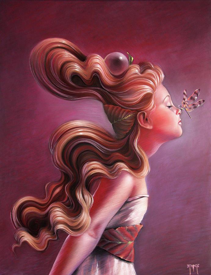 The Messenger by Melanie Stimmell Van Latum