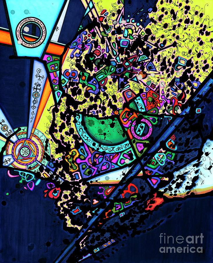 The Mind's Eye by Joey Gonzalez
