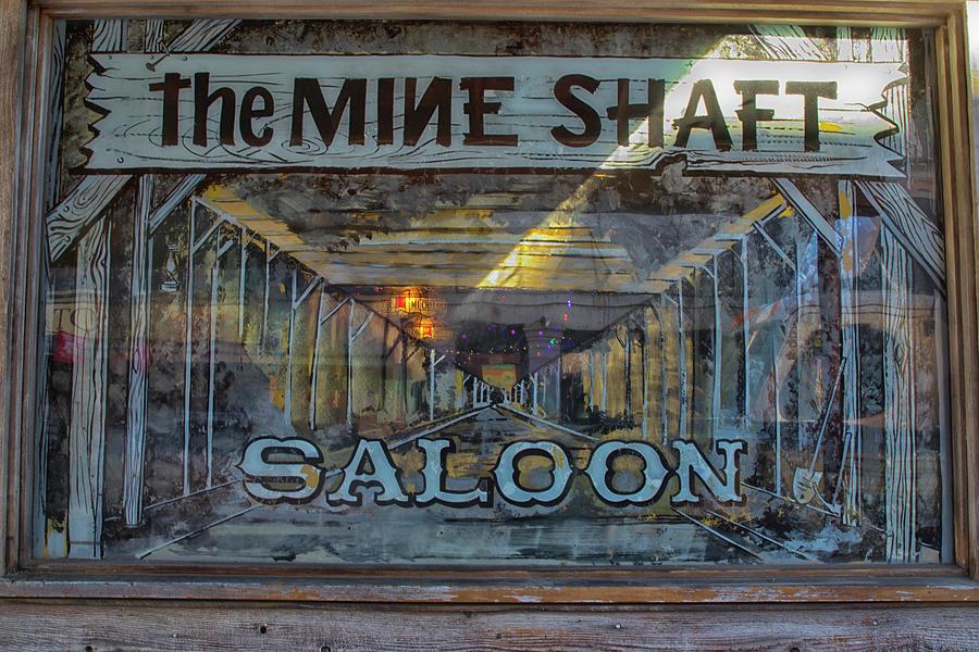 The Mine Shaft Photograph