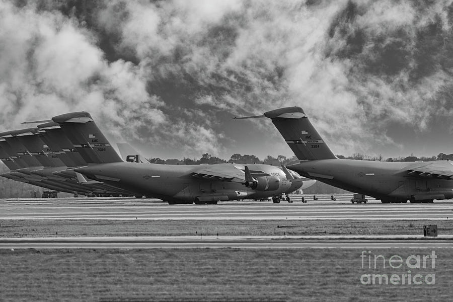 The Mission - Joint Base Charleston - Usaf Photograph
