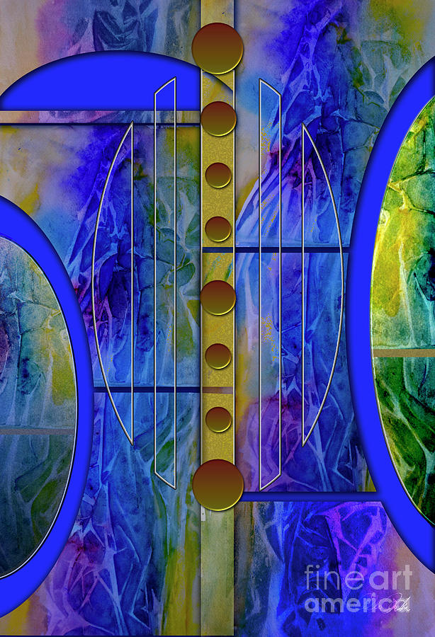 The Musical Abstraction Digital Art