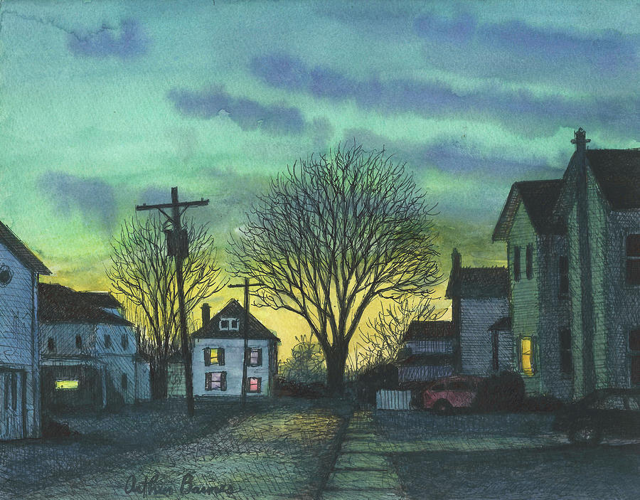 The Neighborhood Painting