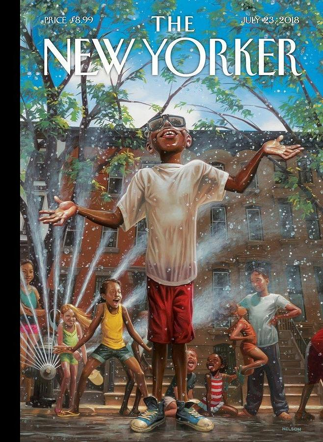 Pin on The New Yorker Magazine Covers