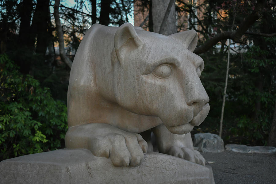 The Nittany Lion Shrine 1 Photograph