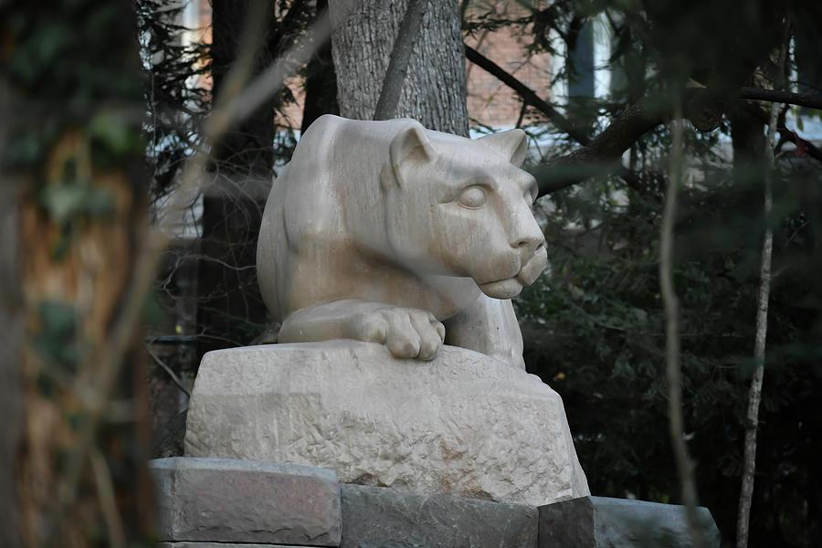 The Nittany Lion Shrine 2 Photograph