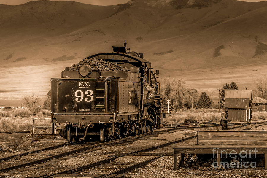 The Old 93 Photograph