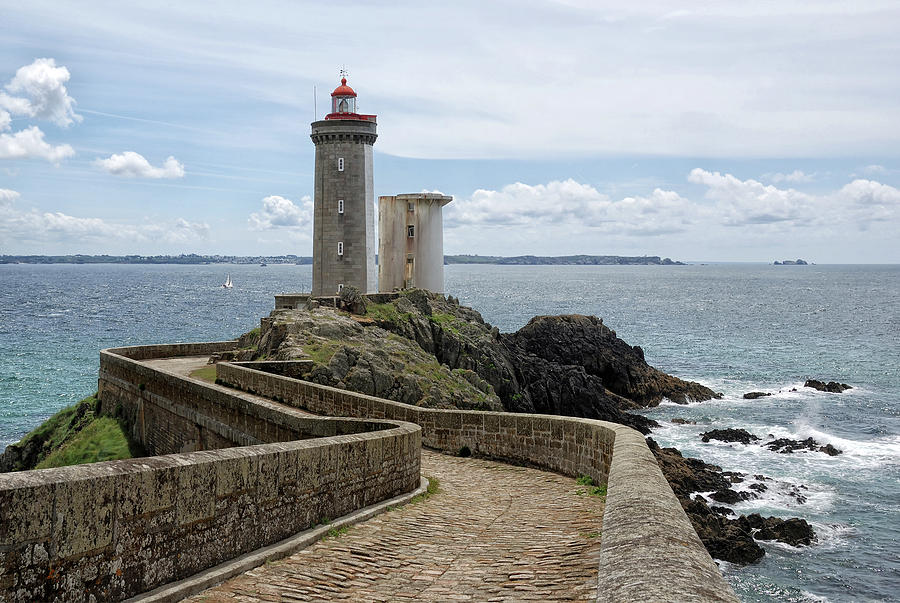 The Petit Minou Lighthouse Photograph