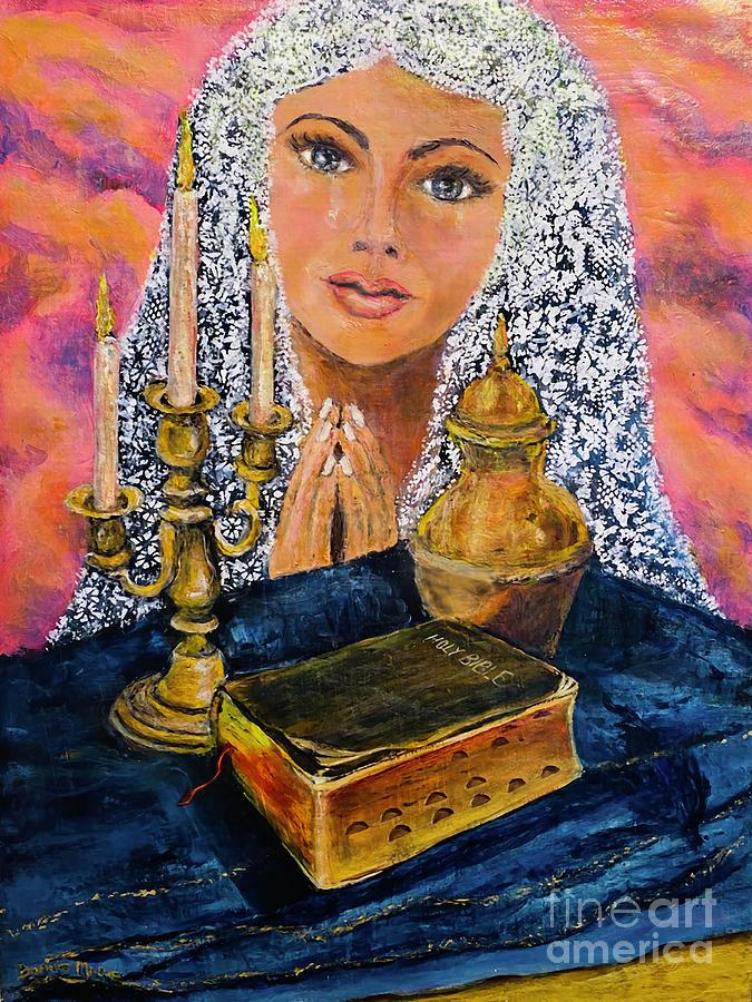 A Prayer Painting