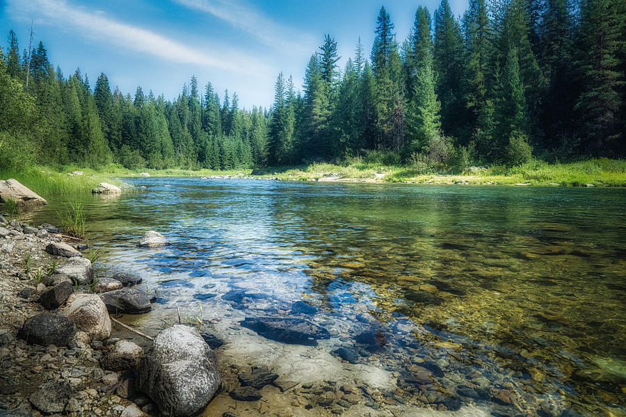 The Priest River Photograph