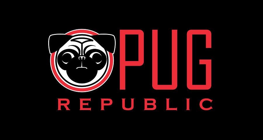 The Pug Republic Drawing