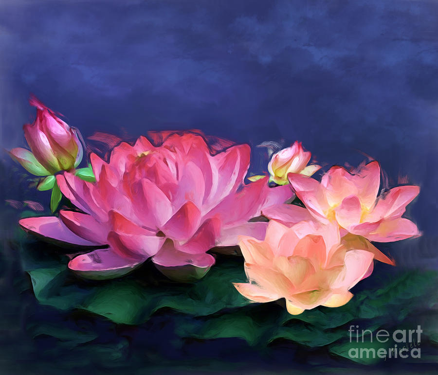 The Purity of Lotus by J Marielle