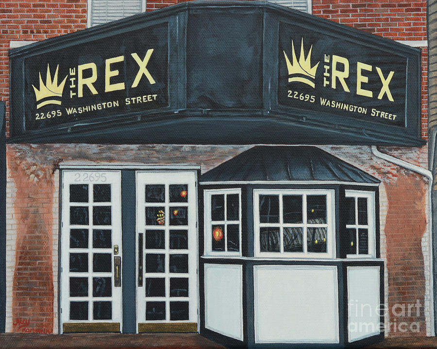The Rex Painting