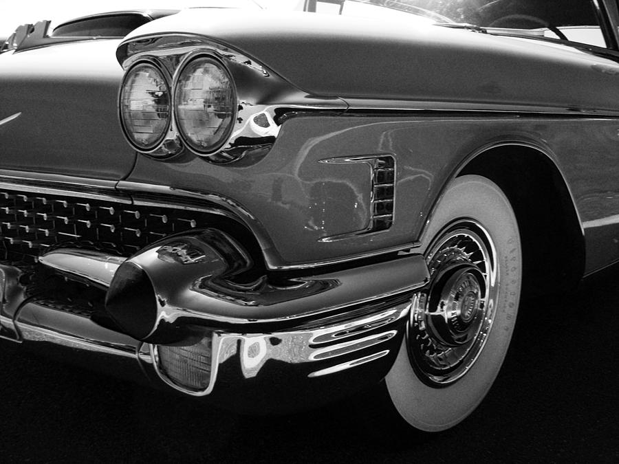 Chevy Photograph - The Ride by Jeremy Edsall