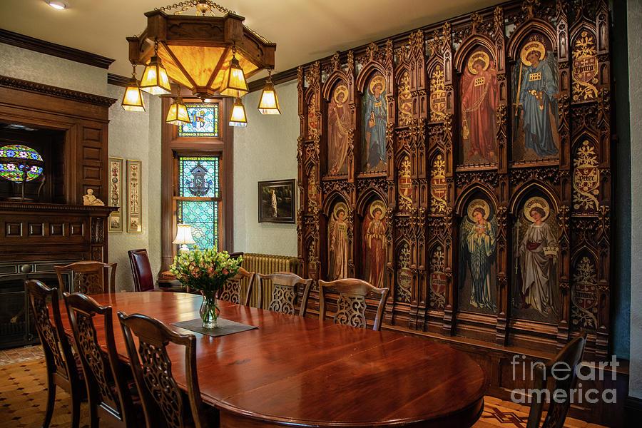The Rivertown Inn Stillwater Minnesota Dinning Room Photograph
