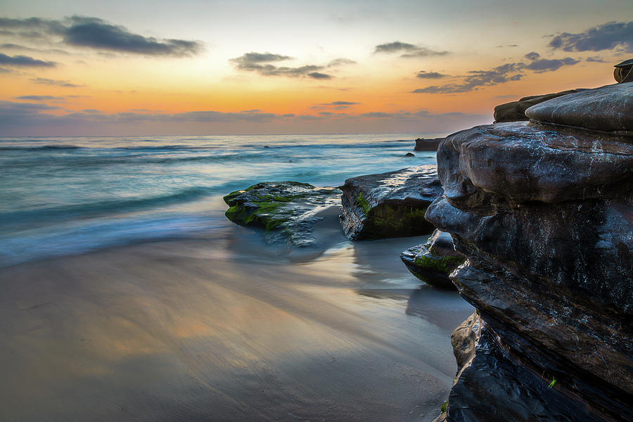 The Rocky Coast Photograph