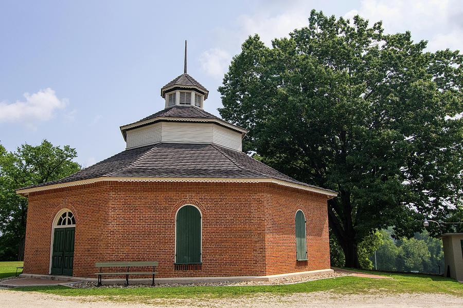 The Rotunda Building Photograph