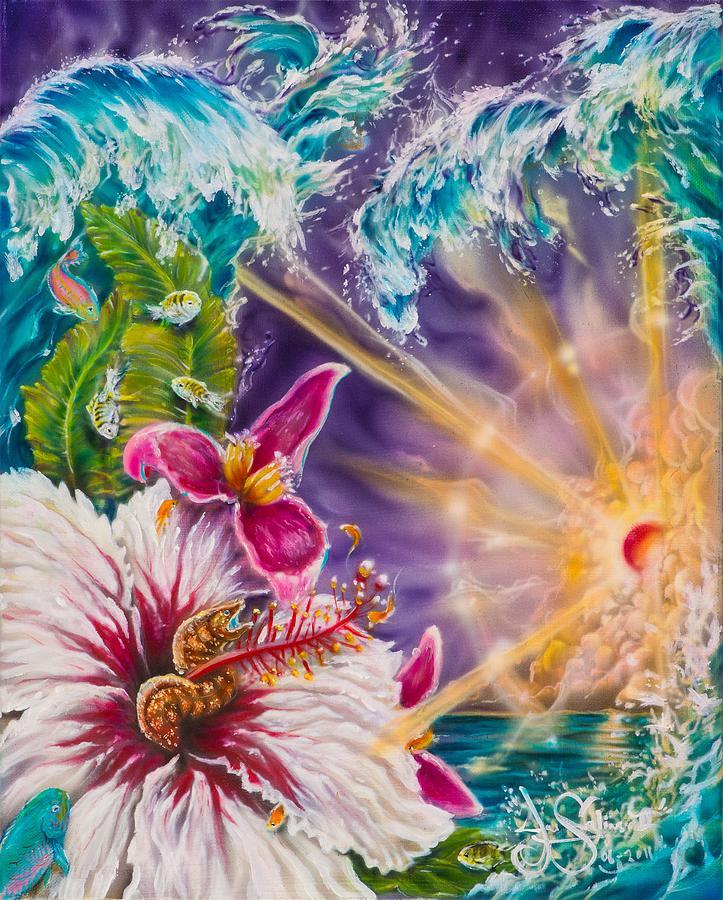 A Shifting Painting by Joel Salinas III