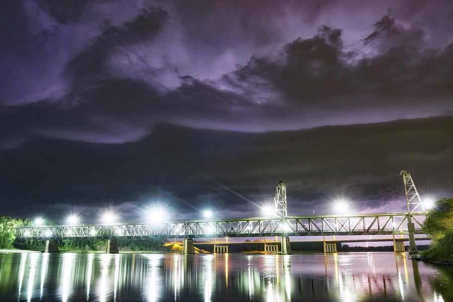 The Sky Bridge Photograph