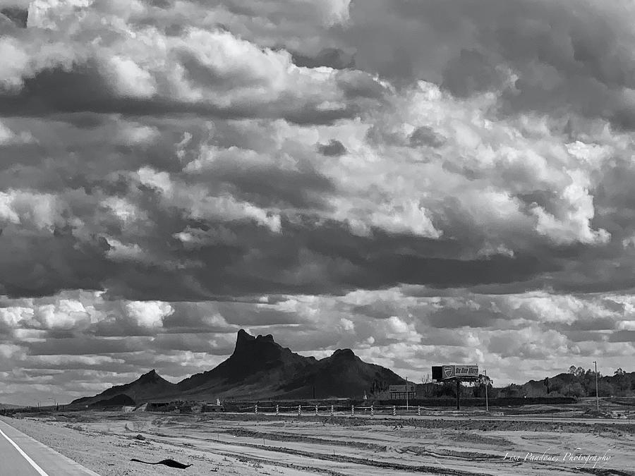 The Sky Over Picacho by Lisa Pandone