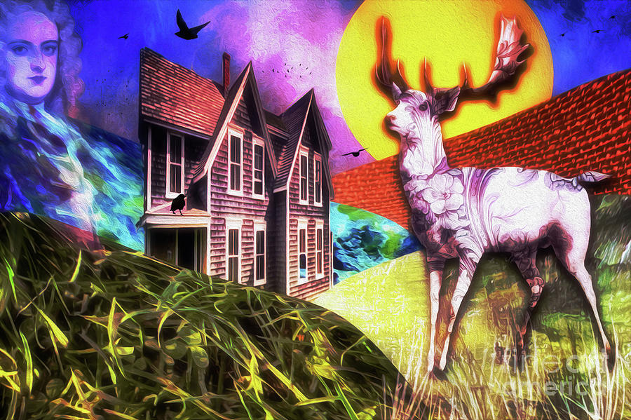 The Stag by Jack Torcello