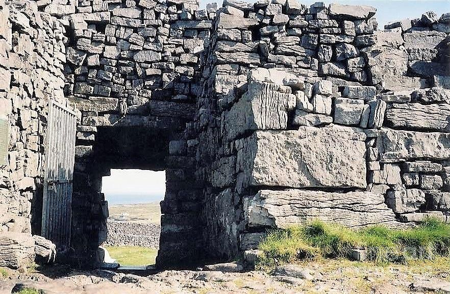 The STONES of DUN Angus by Val Byrne