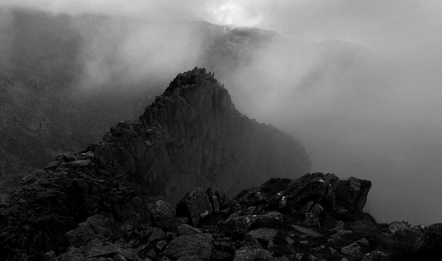 The Summit Of Tryfan Photograph