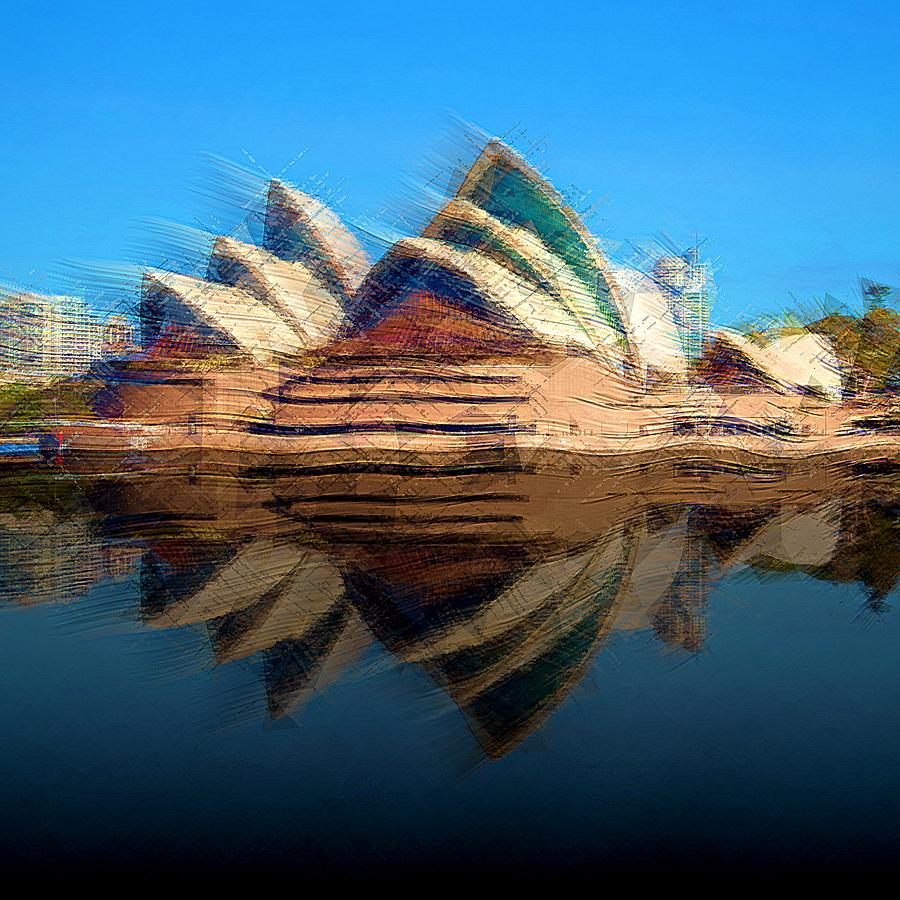 Sing it at Sydney Opera House by David Manlove